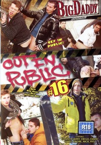 Out in Public 16 DVD