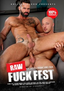 Raw Fuck Fest DVD (S)