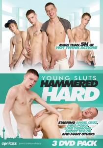 Young Sluts Hammered Hard DVD