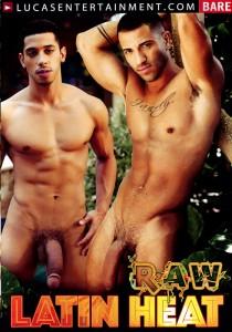 Raw Latin Heat DVD