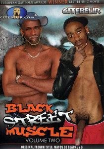 Black Street Muscle 2 DVD (NC)