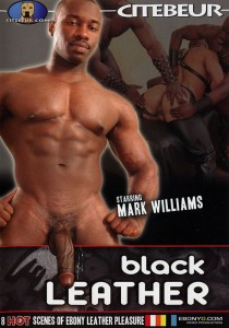 Black Leather DVD (NC)