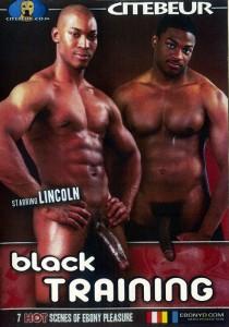 Black Training DVD (S)