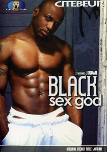 Black Sex God DVD (NC)