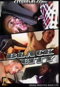Black City DVD (NC)