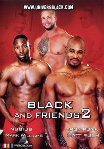 Black And Friends 2 DVD (S)