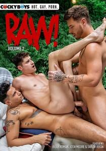 Raw! volume 2 DVD