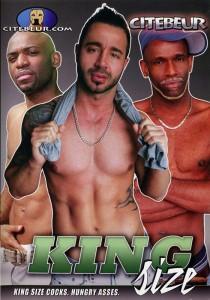 King Size DVD (NC)