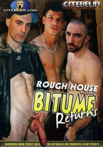 Rough House presents Bitume Returns DVD (NC)