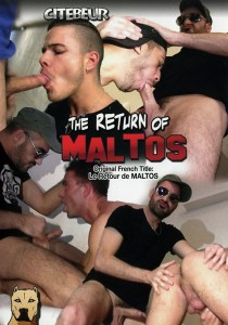 The Return of Maltos DVD (NC)