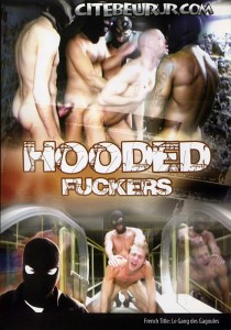 Hooded Fuckers DVD (NC)
