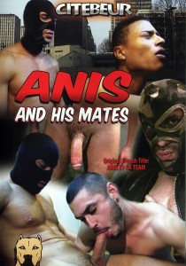 Anis And His Mates DVD (S)