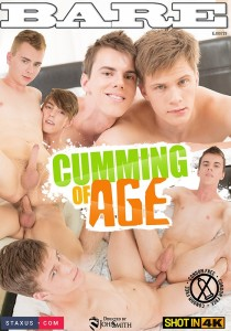 Cumming of Age DVD