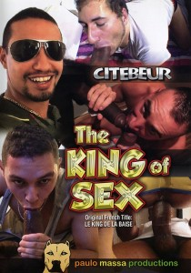 The King of Sex DVD (S)