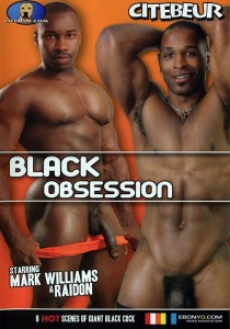 Black Obsession DVDR (NC)