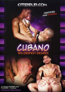 Cubano His Deepest Desire DVD