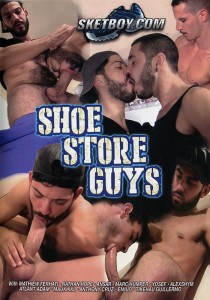 Shoe Store Guys DVD (S)