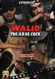 Walid The Arab Cock DVD (NC)