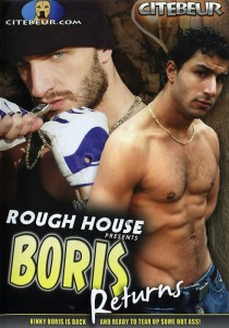 Rough House presents: Boris Returns DVD (NC)
