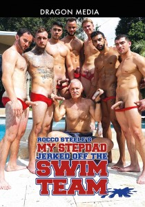 My Stepdad Jerked Off The Swim Team DVD