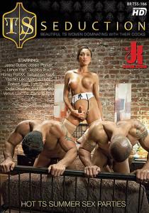 TSS166: Hot TS Summer Sex Parties DVD (S)