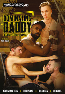 Dominating Daddy DVDR (NC)
