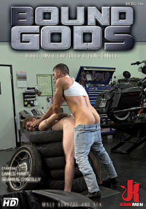 Bound Gods 106 DVD (S)
