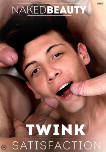 Twink Satisfaction DVD