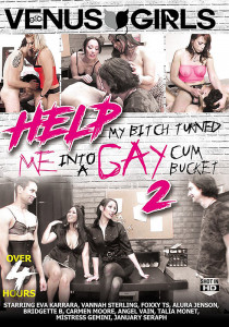 Help! My Bitch Turned Me into a Gay Cum Bucket 2 DVD
