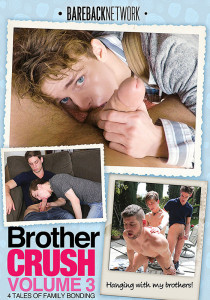Brother Crush 3 DVD (S)