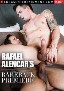 Rafael Alencar's Bareback Premiere DVD (S)