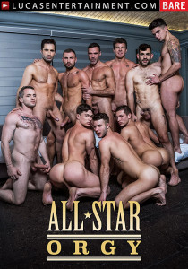 All*Star Orgy DVD (S)