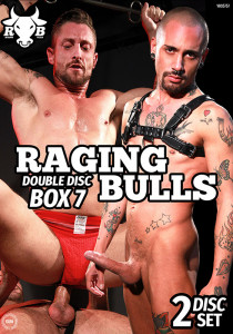 Raging Bulls Box 7 DVD