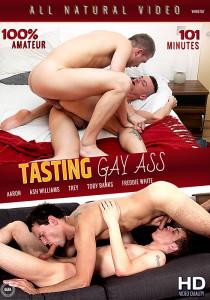 Tasting Gay Ass DVD