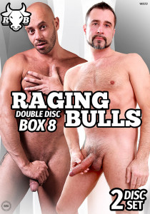 Raging Bulls Box 8 DVD