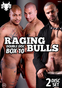 Raging Bulls Box 10 DVD