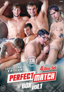 Perfect Match Box 1 DVD