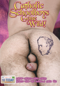 Catholic Schoolboys Gone Wild! DVD