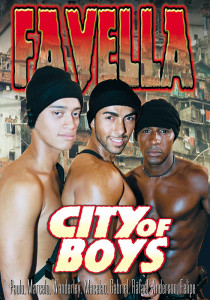 Favella: City of Boys DVD