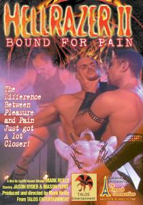 Hellrazer II: Bound for Pain DVD