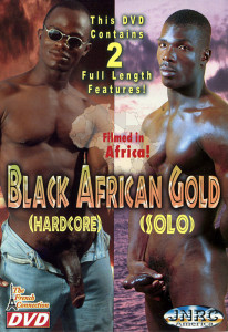 Black African Gold DVD (NC)