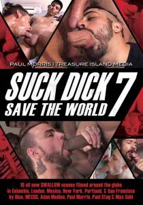Suck Dick Save The World 7 DVD