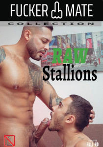 Raw Stallions DVD