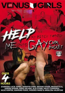 Help! My Bitch Turned Me into a Gay Cum Bucket DVD
