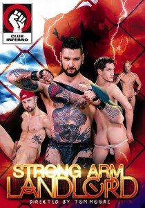 Strong Arm Landlord DVD