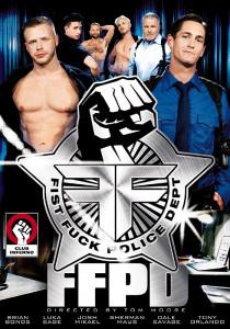 FFDP: Fist Fuck Police Department DVD