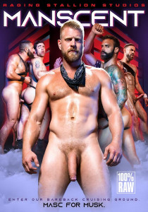 Manscent DVD