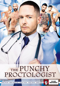 The Punchy Proctologist DVD