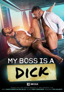My Boss is a Dick DVD