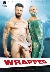 Wrapped DVD